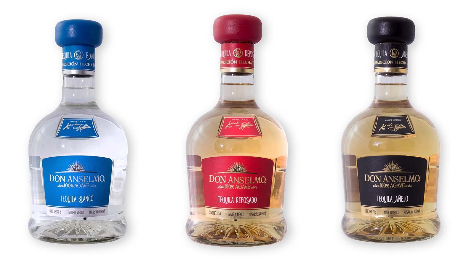 Tequila Sorten von Tequila Don Anselmo