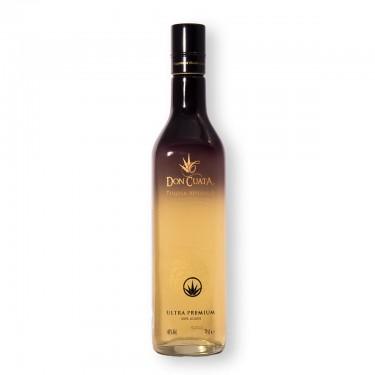 Tequila Reposado als Ultra Premium von Don Cuata
