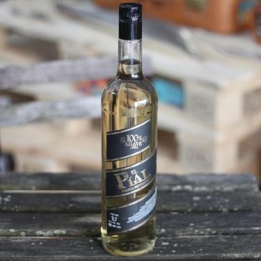 Tequila Reposado in der 1 Liter Flasche von El Pial